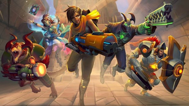 Paladins: Champions of the Realm kommt für die Switch.