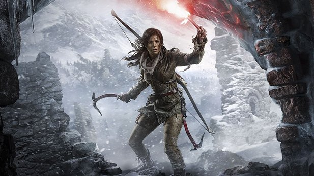 Rise of the Tomb Raider ist ab März Teil des Xbox Game Pass-Programms.