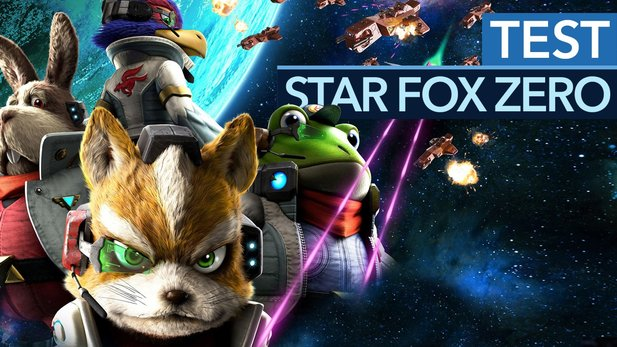 Star Fox Zero - Test-Video zum Wii-U-Actionspiel