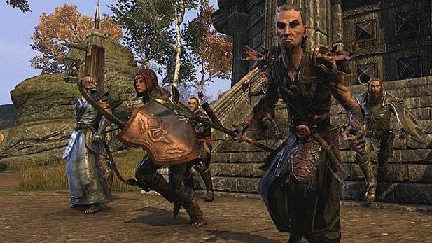 The Elder Scrolls Online - PvP-Trailer: Krieg in Cyrodiil