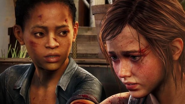 The Last of Us Remastered - Ingame-Trailer von der Sony-Pressekonferenz