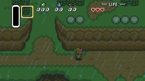 The Legend of Zelda: A Link to the Past erschien 1992.