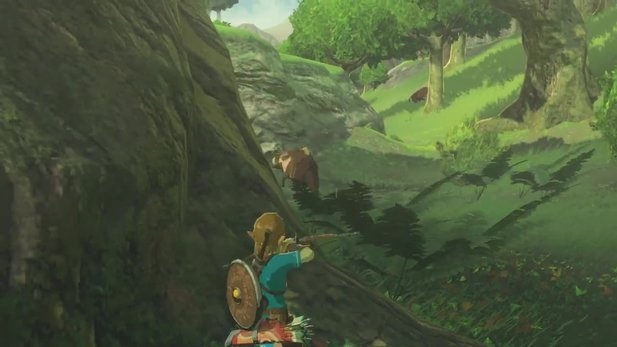 The Legend of Zelda: Breath of the Wild - Gameplay-Trailer zeigt die Möglichkeiten des Kampfsystems