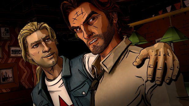 Der Season-Pass von The Wolf Among Us bereitet auf der Xbox 360 Probleme.