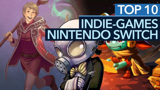 Top 10: Indie-Spiele für Nintendo Switch - Video: Tolle Nindies-Games zum Download