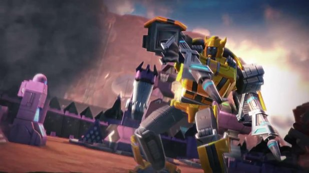 Transformers: Earth Wars - Teaser-Trailer zum geplanten RTS-Spiel