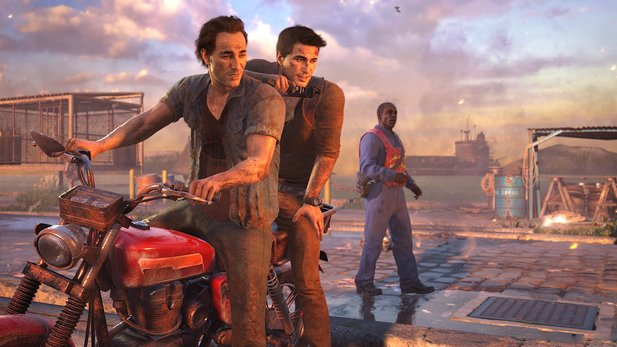 Naighty Dog musste für Uncharted 4: A Thief's End nochmals ins Motion-Capturing-Studio.