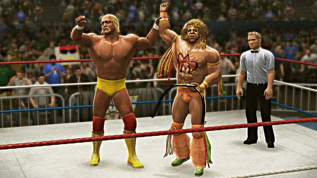 WWE 2K14 - Test-Video zur Wrestling-Simulation