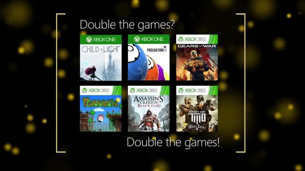 Xbox - Trailer: Die Games with Gold im April