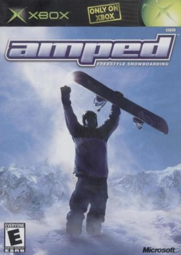 Cover zu Amped: Freestyle Snowboarding