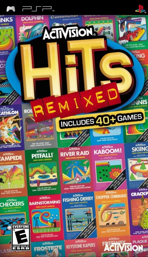 Cover zu Activision Hits Remixed