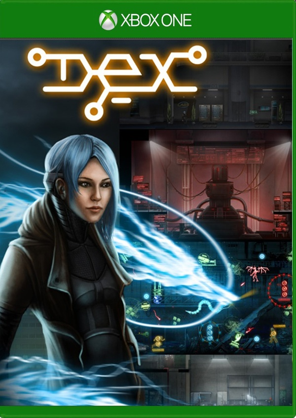 Cover zu Dex