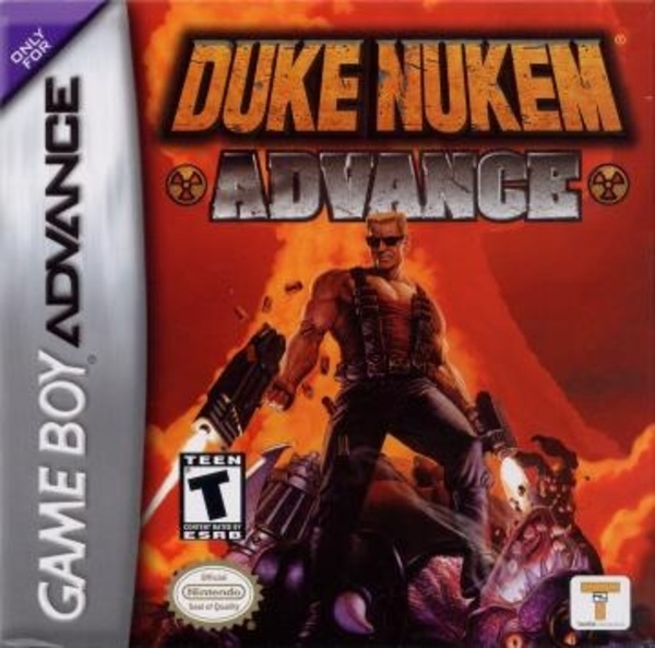 Cover zu Duke Nukem Advance