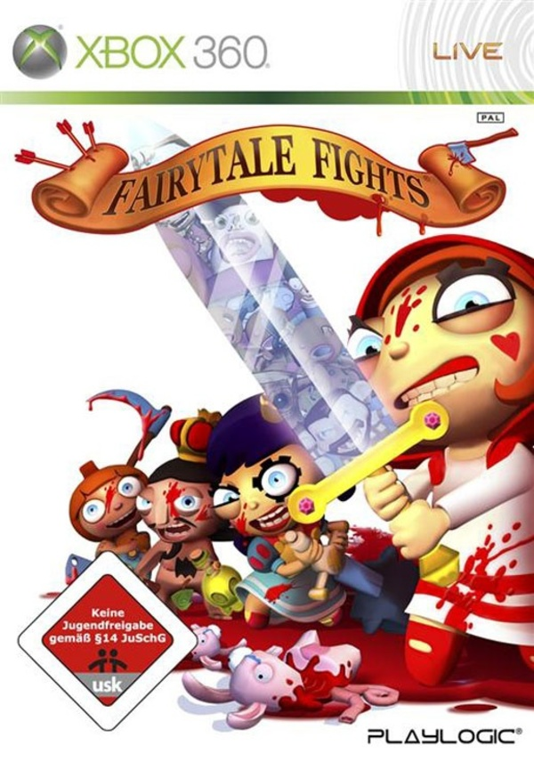 Cover zu Fairytale Fights