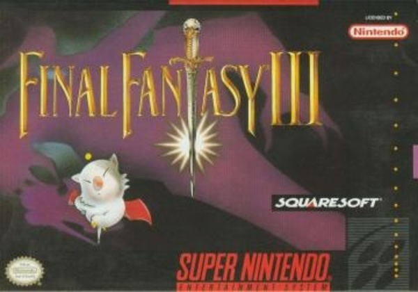 Cover zu Final Fantasy VI