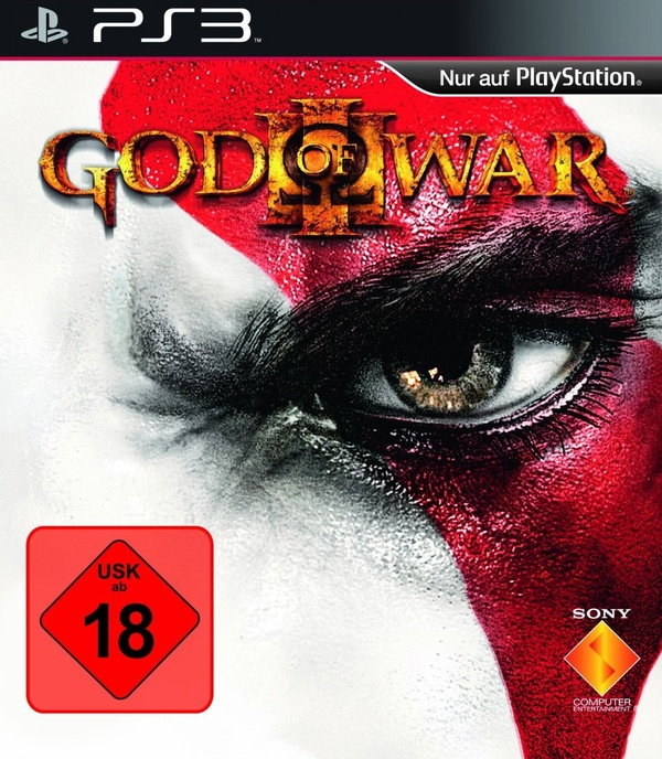 Cover zu God of War 3