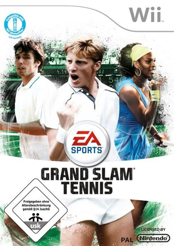 Cover zu Grand Slam Tennis