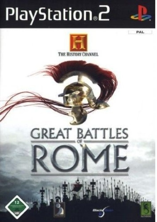 Cover zu Great Battles of Rome