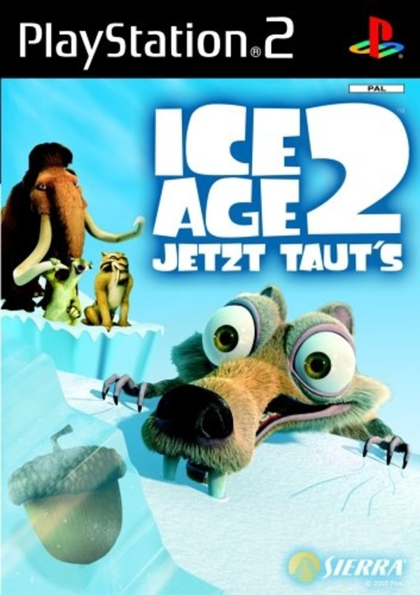 Cover zu Ice Age 2: Jetzt taut's
