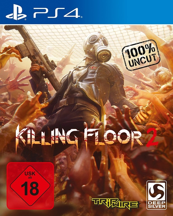 Cover zu Killing Floor 2