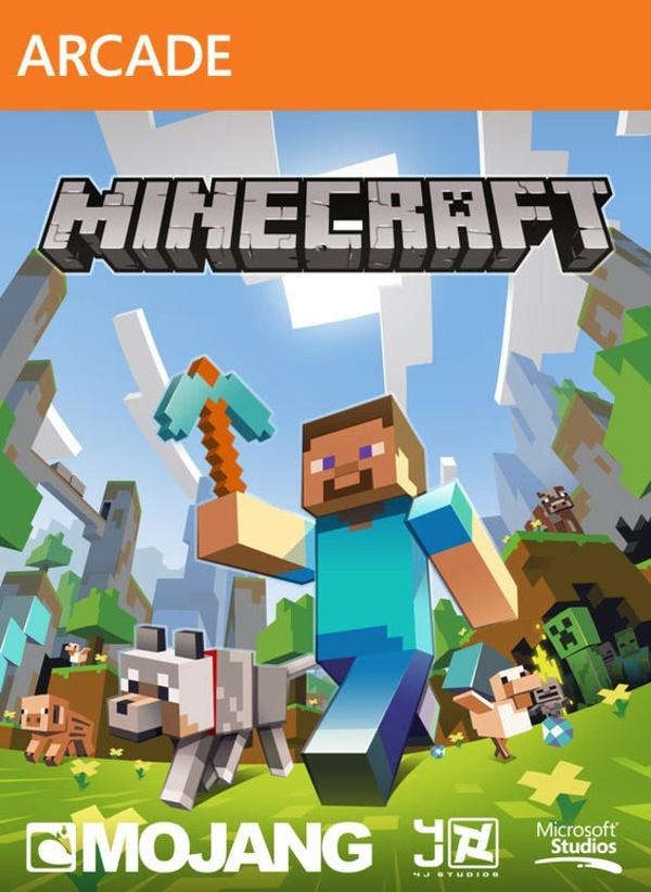 Minecraft Xbox Edition Xbox SpieleCover GamePro - Minecraft xbox spielen