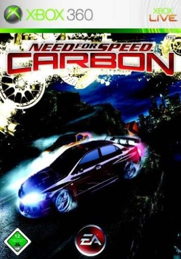 Cover zu Need for Speed: Carbon
