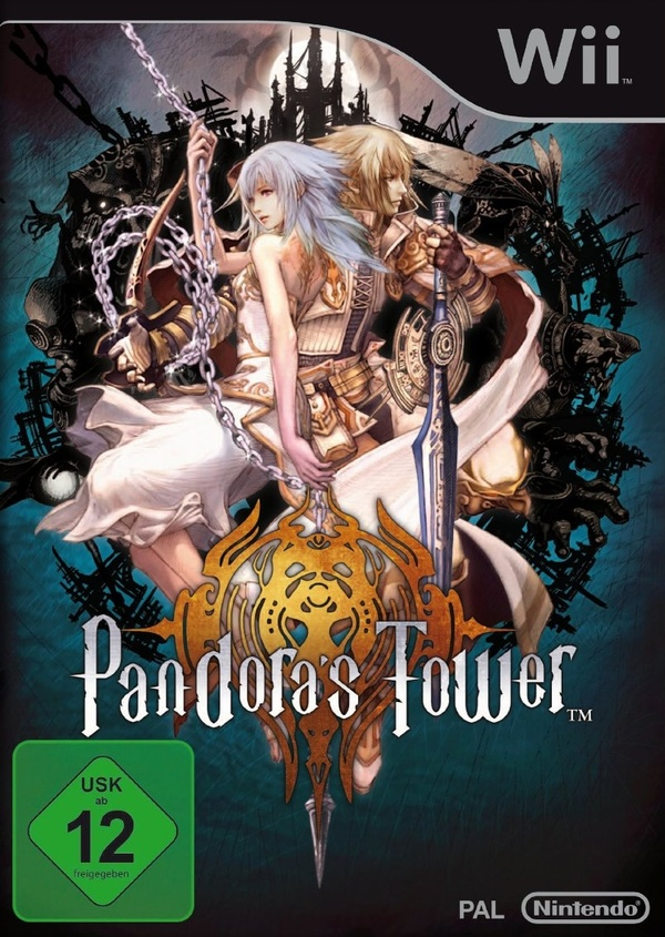 Cover zu Pandora's Tower