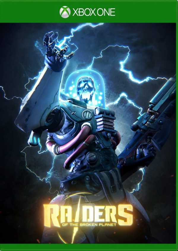 Cover zu Raiders of the Broken Planet