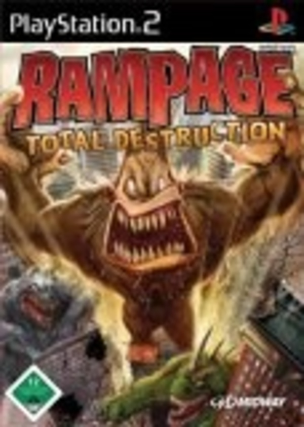 Cover zu Rampage: Total Destruction