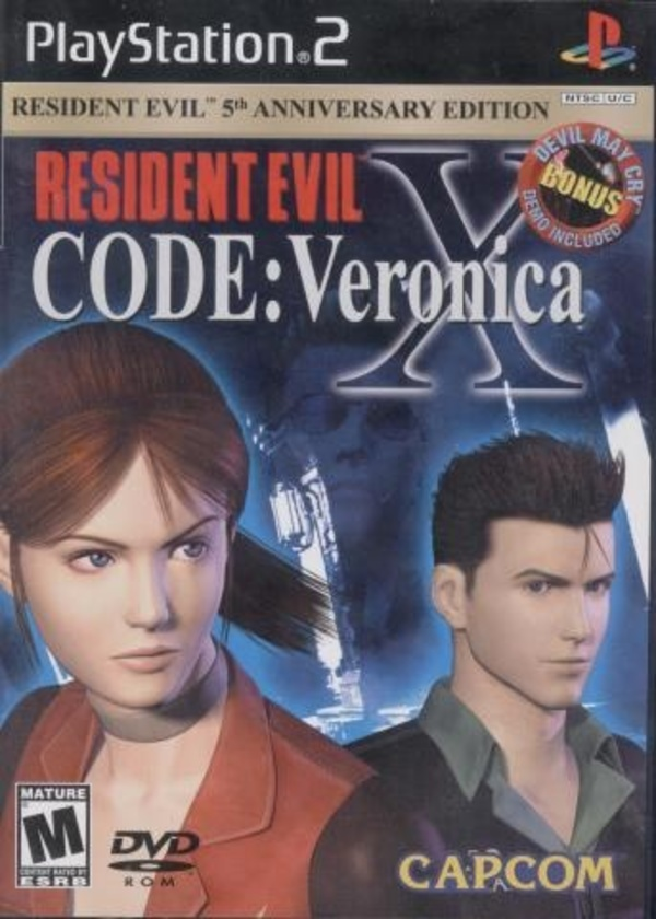 Cover zu Resident Evil: Code: Veronica Complete