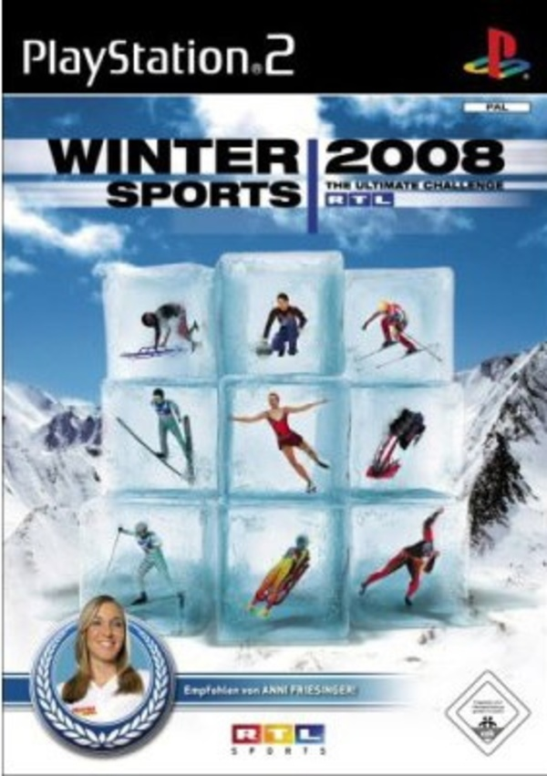 Cover zu RTL Winter Sports 2008