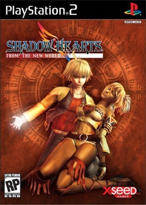 Cover zu Shadow Hearts: From the New World