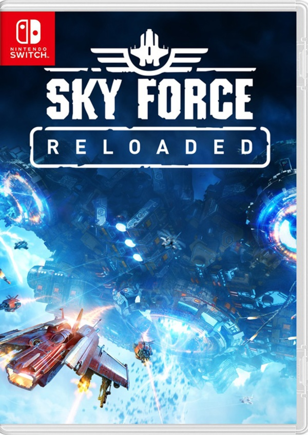 Cover zu Sky Force Reloaded