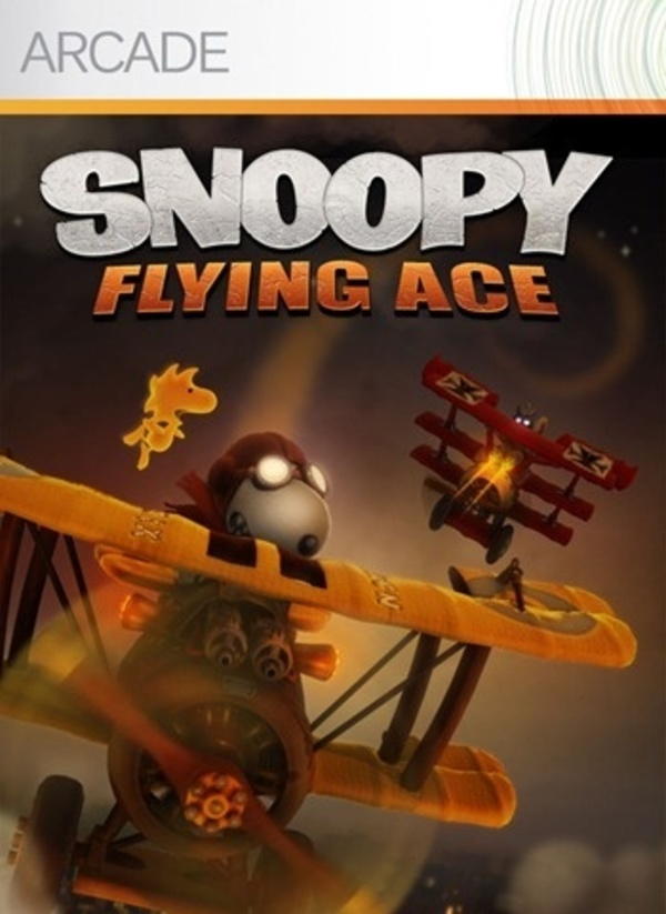 Cover zu Snoopy: Flying Ace