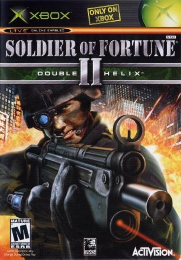 Cover zu Soldier of Fortune 2