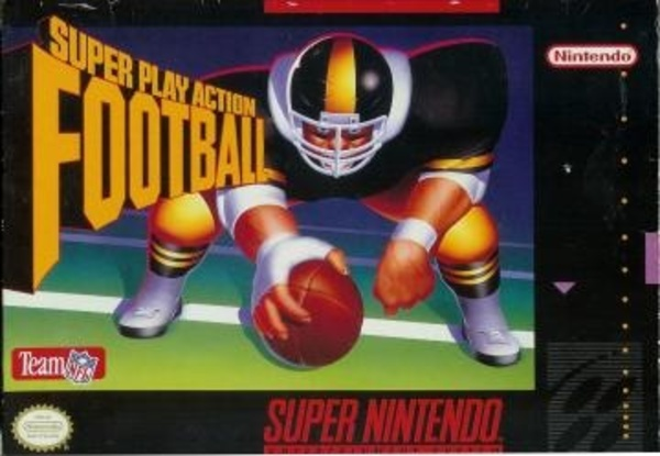 Cover zu Super Play Action Football