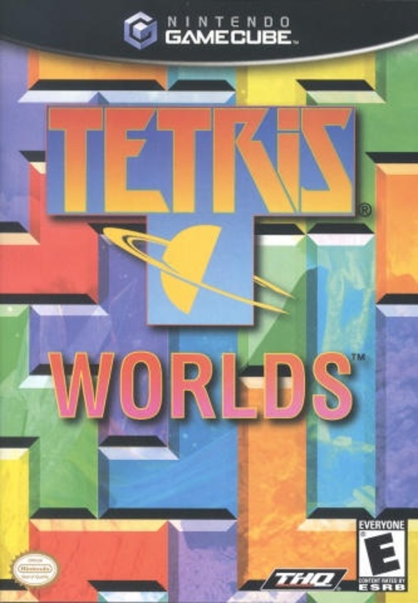 Cover zu Tetris Worlds