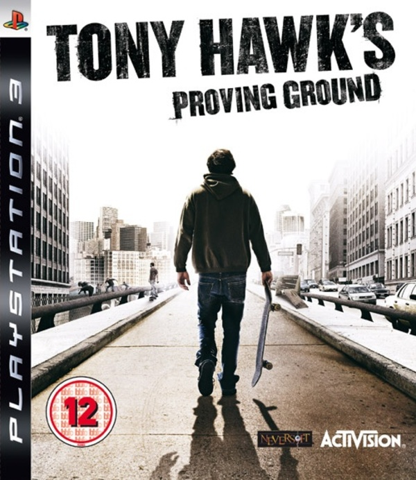 Cover zu Tony Hawk's Proving Ground