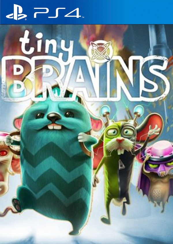 Cover zu Tiny Brains