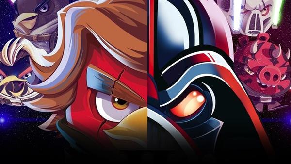 Angry Birds Star Wars 2 im Test - Machtwort-Gezwitscher