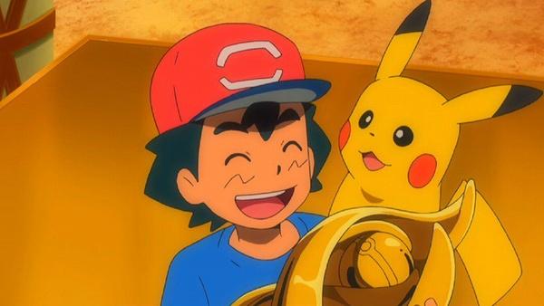 Pokémon: Ash ist nach 20 Jahren endlich der Allerbeste