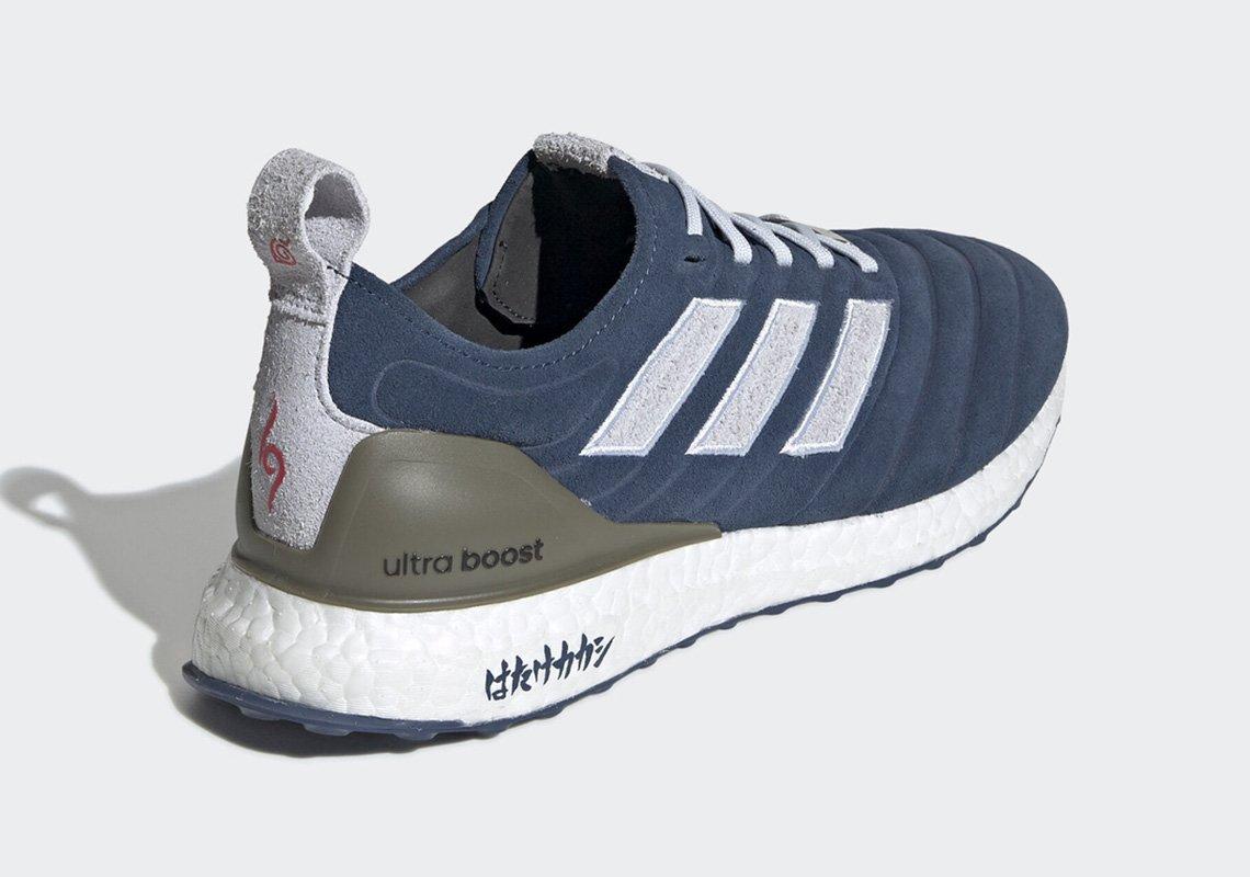 Adidas' neue Naruto Sneaker würde Kakashi sogar selbst tragen
