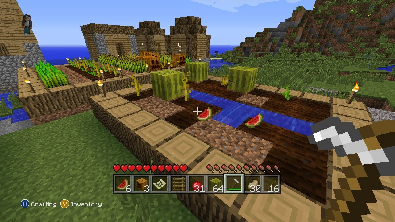 Minecraft Xbox One Edition Es Wird Eine Brandneue Erfahrung Sein - Minecraft xbox auf pc spielen