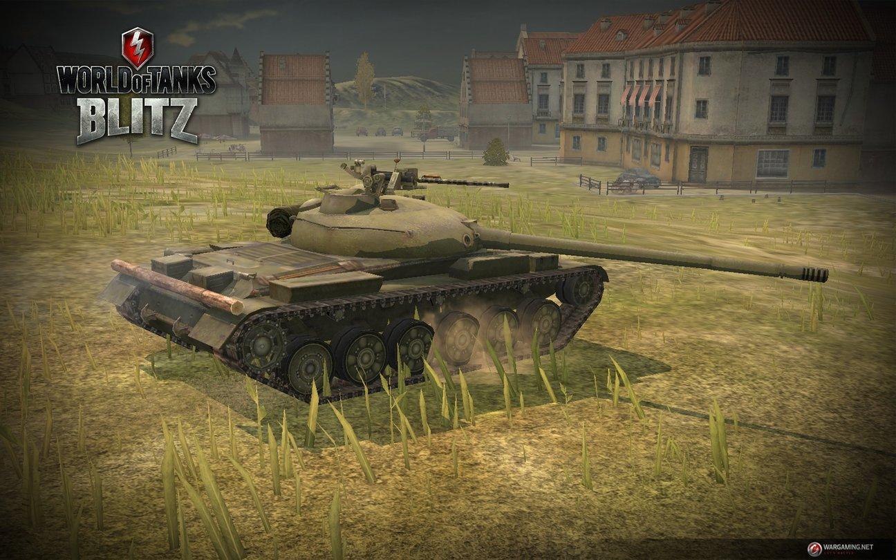 World of Tanks Blitz - Update 1 11 mit neuen Panzern und