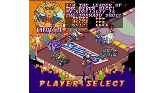 ... which resulted in as many Snickers-ads as possible being placed in the game.