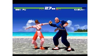Blocking and countering are very important parts of DOA style fighting.