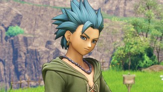 Dragon Quest 11 - Erik