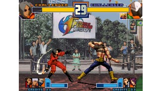 King of Fighters 2000_2001 Doublepack 3
