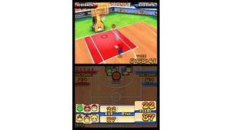 Mario Slam Basketball 4