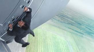 <b>Mission: Impossible - Rogue Nation</b><br>Tom Cruise dreht immer viele seiner Stunts selbst!
